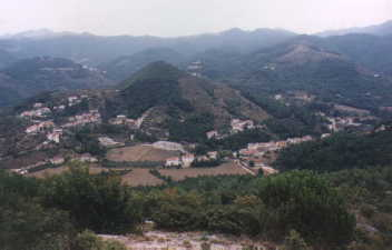 Panorama-Cerreto