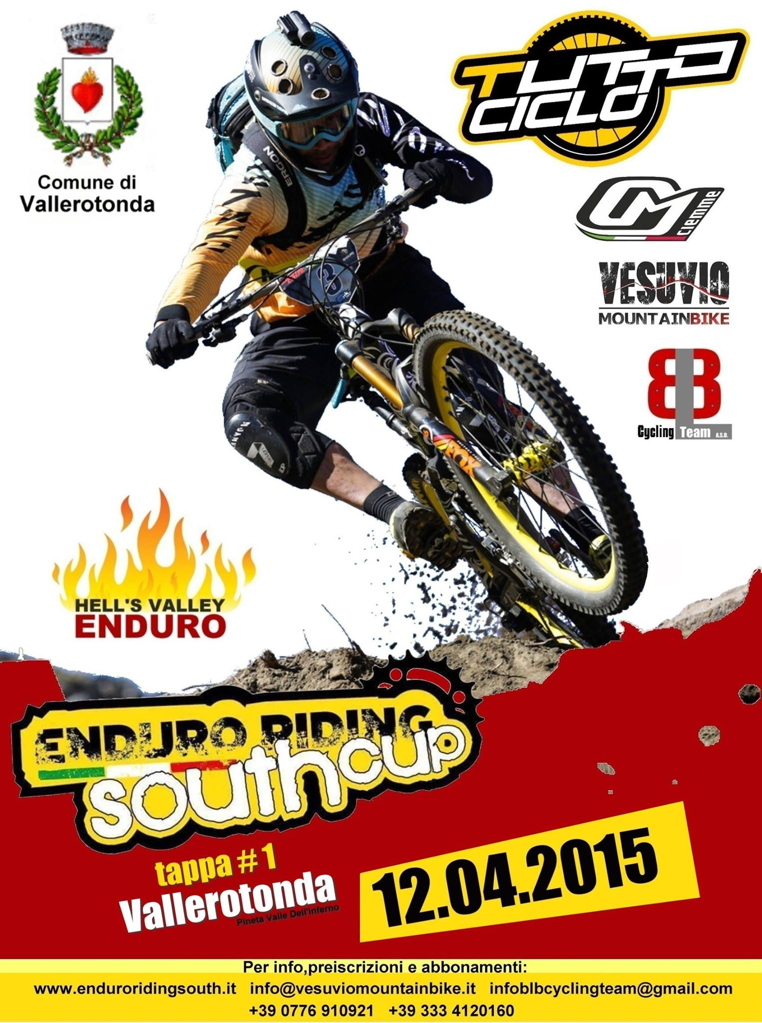 enduro pineta vallerotonda 2015