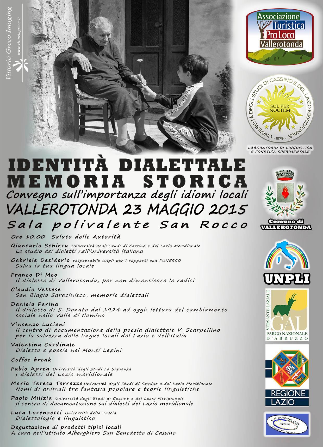 Eventi ciociaria vallerotonda 23 maggio 2015